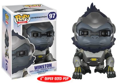 Quatre Figurines Funko POP Overwatch Arriveront Ds Le