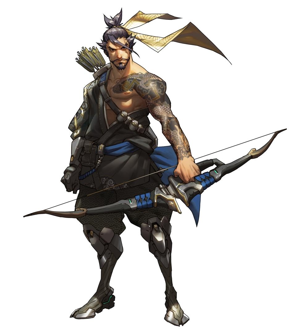 Overwatch : Illustration de Blizzard.