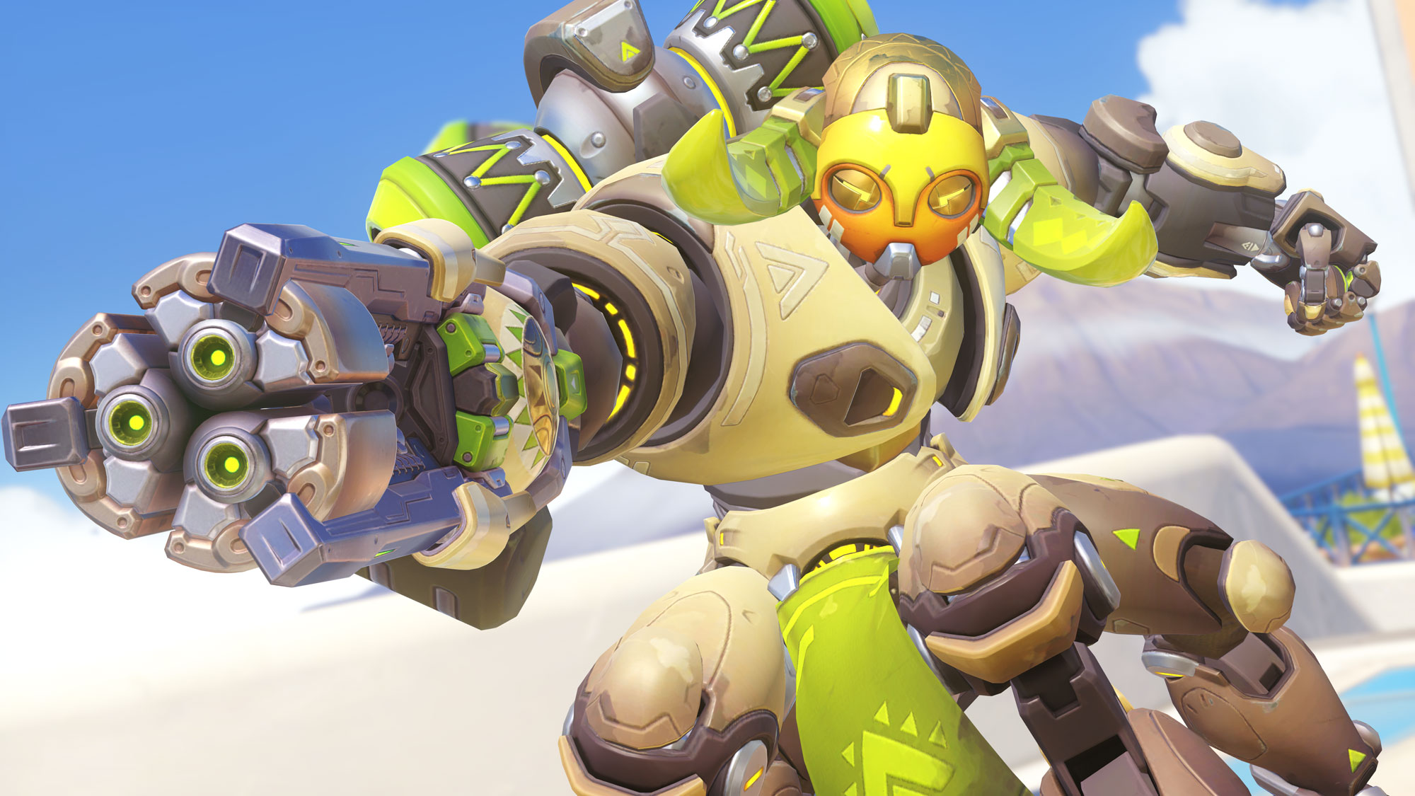 Screenshot d'Orisa.