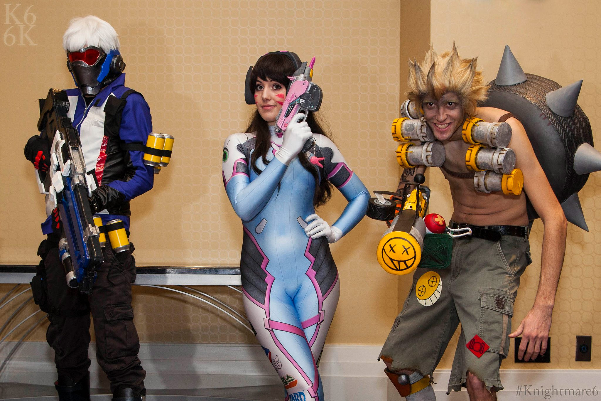 Cosplayers Overwatch