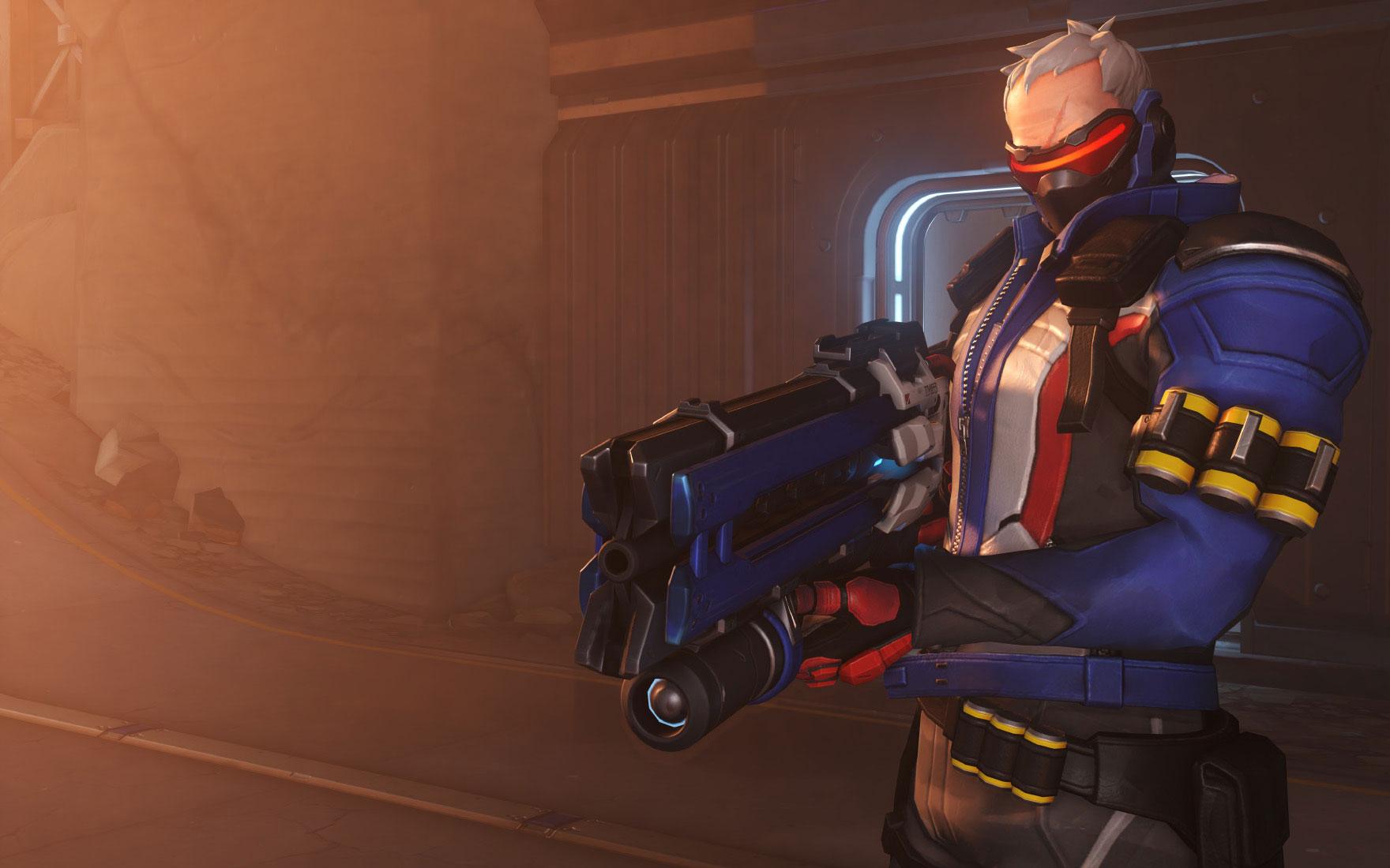 Overwatch: Soldat 76